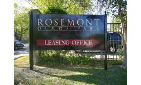Property Management and Apartment Signs