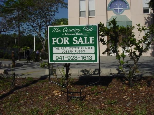 Real Estate Sign Frames