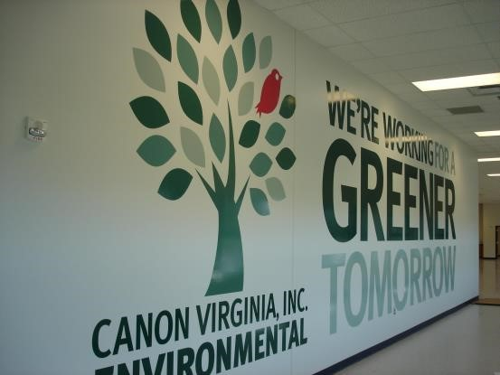 Wall Graphics Murals Custom Wallpaper Signage Image360 Corporate