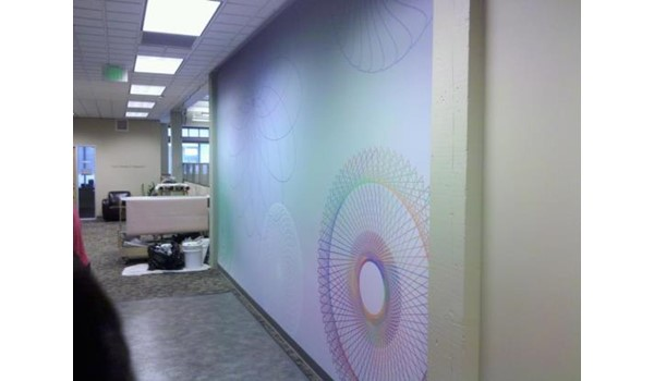 WM072 - Custom Wall Mural for Interior Design
