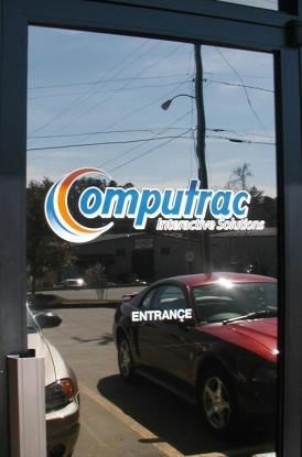 WIN062 - Custom Window Graphic for Professional Services