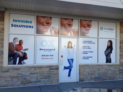 A Clear Vision for your Customers – Window Graphics