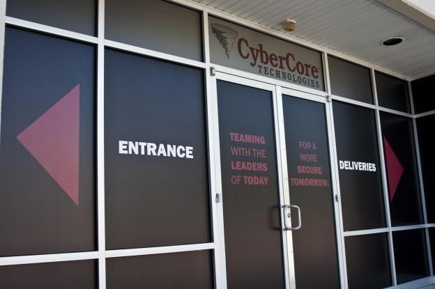 Etched Vinyl Graphics: Add Privacy to Glass Windows or Enhance your Branding and Décor