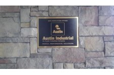 PLA021 - Custom Plaque for Manufacturing