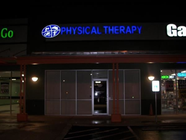 Lighten Up! Illuminated Signage is the Key to your Business.