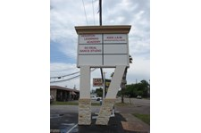IPS010 - Custom Illuminated Pylon Sign for Property Management