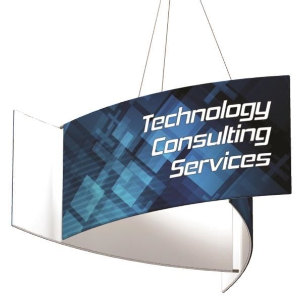 CEIL003 - Custom Ceiling Display for Professional Services