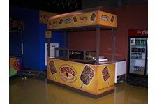 KIO003 - Custom Kiosk for Restaurant