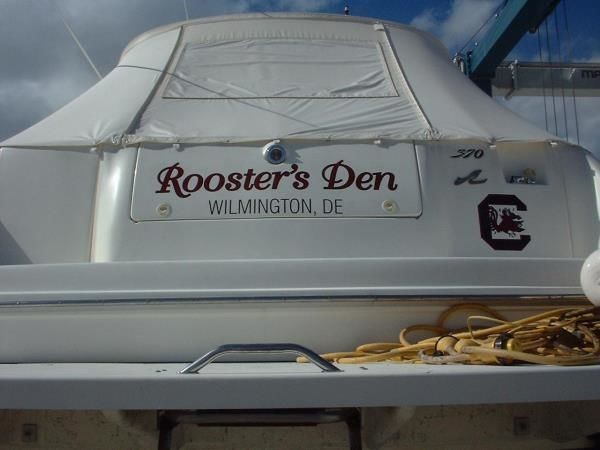 Boat Graphics & Wraps