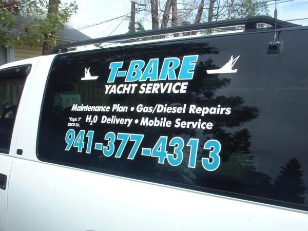Vehicle Window Graphics