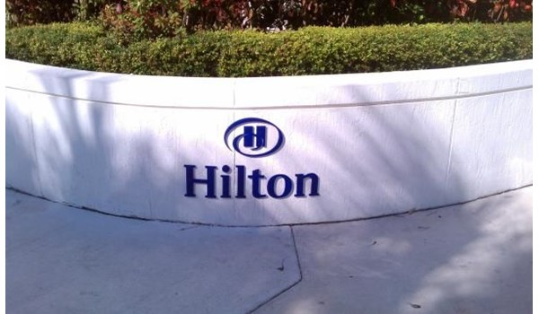 DS072 - Custom Dimensional Signage for Hospitality & Lodging