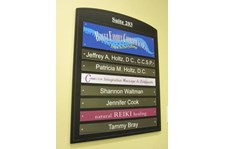 DIR004 - Custom Directory Sign for Property Management