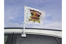 FLA011 - Custom Flag & Pennant for Restaurant