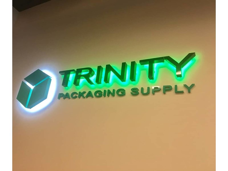 LIghted Signage & Graphics - Backlit & Edgelit | Image360 Baltimore