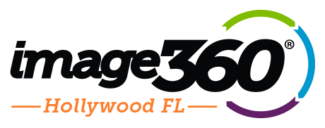South Florida regional business mainstay Signs Now Broward changes name to Image360 Hollywood FL