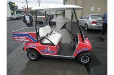 Ketcham Golf Cart Wrap