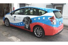 Prius Wrap Pets For Patriots