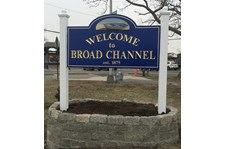 Broad Channel Sign