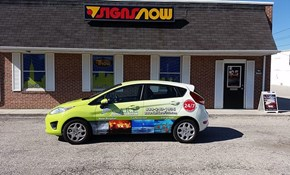 Fleet Graphics & Wraps