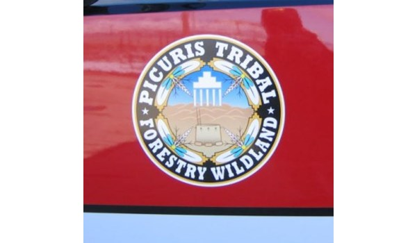 Emergency Vehicle Decals