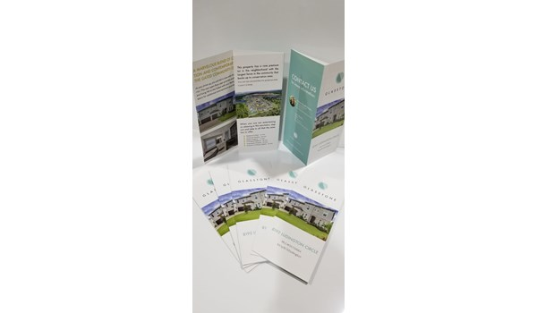 Brochures - Trifolds 100lb