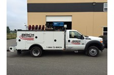 - Vehicle Graphics - Fleet Graphics - Birch Equipment - Burlington, WA