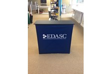 - Tradeshow Displays - Pop-Up Counter - Economical Development Association of Skagit County - Mount Vernon, WA