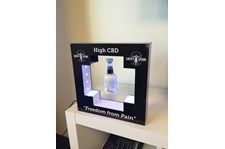 - Custom Displays - Display Cases - Liberty Lotion - Burlington, WA