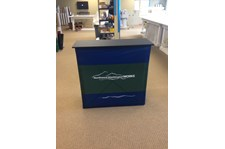 - Tradeshow Displays - Pop-Up Counter - EDASC Northwest Washington Works - Mount Vernon, WA
