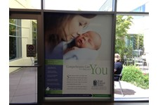 - Custom Graphics - Window Graphics - Skagit Valley Regional Health - Mount Vernon, WA