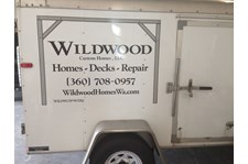 - Vehicle Graphics - Ready-To-Apply Graphics - Wildwood Custom Homes - Anacortes, WA