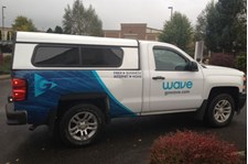 - Vehicle Graphics - Partial Wrap - Wave Broadband