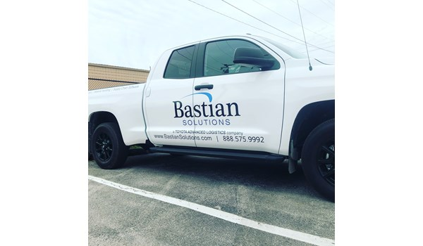 Vehicle Logo Graphics & Lettering