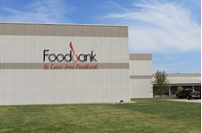 Exterior Building Sign for St. Louis Foodbank in St. Louis, MO