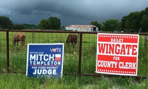 Political Campaign Signs