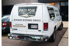 - Image360-Colorado-Springs-CO-Vehicle-Lettering-Restaurant-Pikes-Peak-Brewing