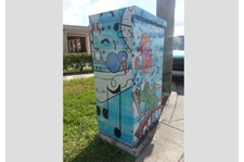 - Image360-Ft. Lauderdale - Utility Box Wraps - Dania Beach