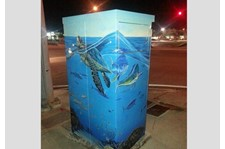 - Image360-Ft. Lauderdale - Utility Box Wraps - Sea Life