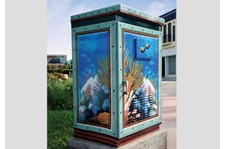 - Image360-Ft. Lauderdale - Utility Box Wraps - Aquatic