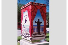 - Image360-Ft. Lauderdale - Utility Box Wraps - Fine Art
