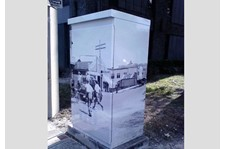 - Image360-Ft. Lauderdale - Utility Box Wraps - Historical Photo