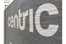 Exterior Building Wall Vinyl for Centric Projects in Kansas City, Missouri