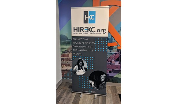 Retractable Banner Stand for HireKC