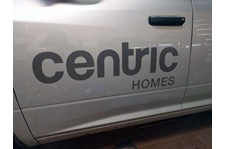 Cut Vinyl Decals for Centric Projects in Kansas City, Missouri