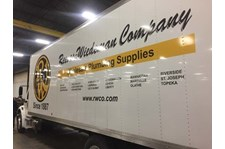 Box Truck Graphics for Reeves-Wiedeman in Lenexa, Kansas