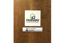 Interior Office Room Signage for Fairway Independent Mortgage in Shawnee, Kansas
