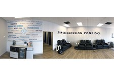 Interior Wall Graphics for KC Cryo in Lee