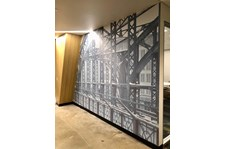 Interior Wall Graphics for Truss in Kansas City, Missouri