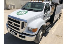 Truck Decals for Clarkson Construction Company in Kansas City, Missouri
