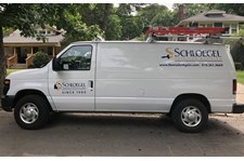 Van Graphics for Schloegel Redesign in Kansas City, Missouri